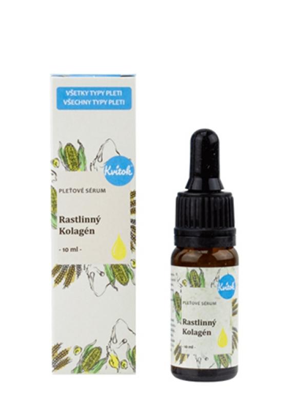 Pleťové sérum - Rastlinný kolagén KVITOK 10 ml
