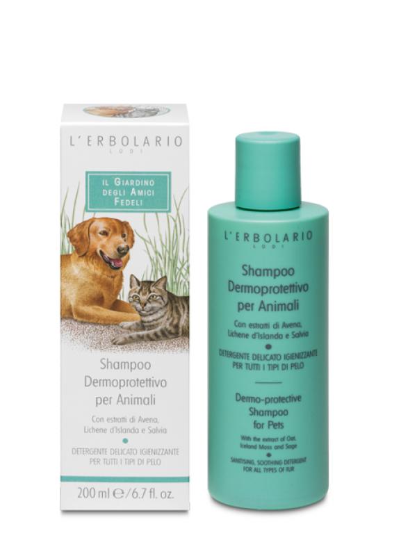 Amici Fedeli šampón pre zvieratá L Erbolario 200 ml