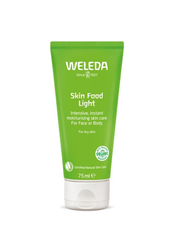 Univerzálny hydratačný krém Skin Food Light Weleda 75 ml