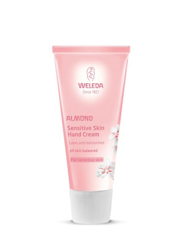 Mandľový krém na citlivú pokožku rúk WELEDA 50 ml