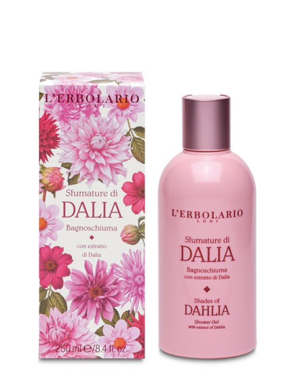 Sfumature di Dalia sprchový gél L Erbolario 250 ml