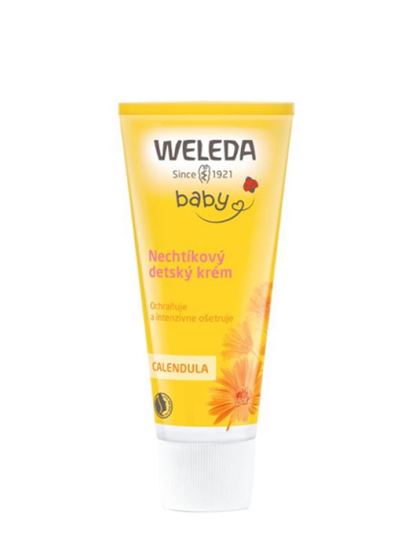 Nechtíkový detský krém WELEDA 75 ml
