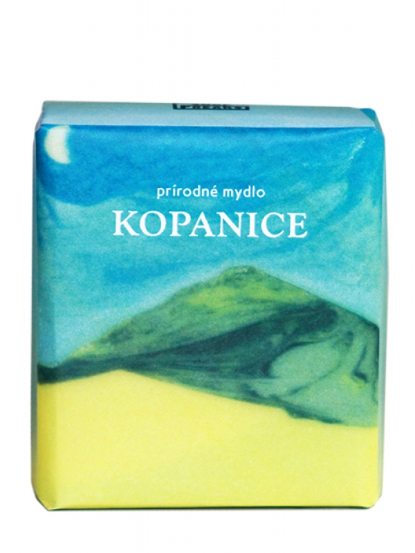 Kopanice - prírodné mydlo SoapFreaks 110 g