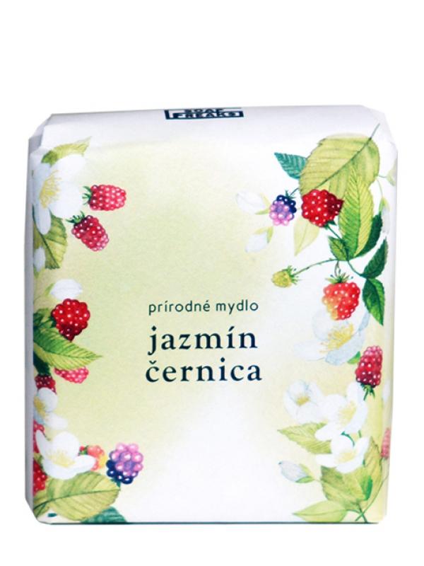 Jazmín & černica - prírodné mydlo SoapFreaks 110 g